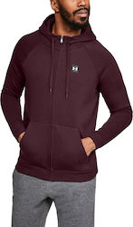 Under Armour Rival Fleece Full-zip Hoodie 1320737-600
