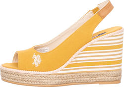 U.S. Polo Assn. Romy Yellow