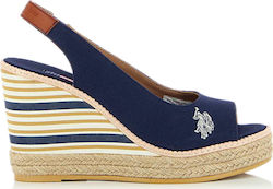 U.S. Polo Assn. Romy Blue