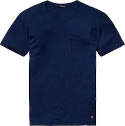 Scotch & Soda Shortsleeve 136459-89 Navy