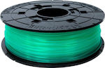 XYZprinting PLA 1.75mm Clear Green 0.6kg