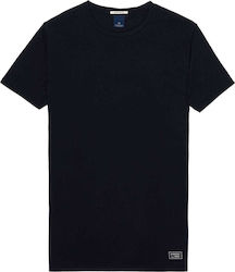 Scotch & Soda Basic Crew Neck 142641-0002 Navy