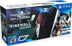 Sony Firewall Zero hour VR with Aim Controller