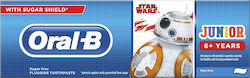 Oral-B Star Wars Toothpaste 6+ Ετών 75ml