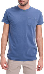 Scotch & Soda Garment Dyed 142644-081 Blue