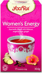 Yogi Tea Women's Energy 17 Φακελάκια