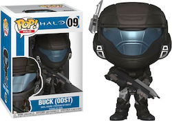 Pop! Games: Halo - Buck (ODST) 09