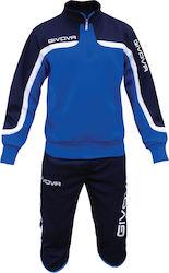 6f6dc112e97 Προσθήκη στα αγαπημένα menu Givova Tuta Terra 3/4 Training Suit TT009-0204