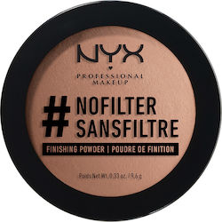 Nyx Professional Makeup Nofilter Finishing Powder Mahogany 9.6gr