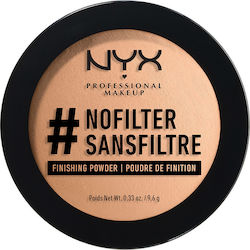 Nyx Professional Makeup Nofilter Finishing Powder Classic Tan 9.6gr