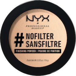 Nyx Professional Makeup Nofilter Finishing Powder Light Beige 9.6gr