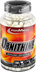 IronMaxx Ornithine 130 κάψουλες