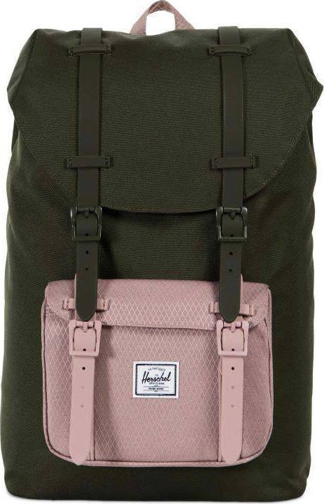 Προσθήκη στα αγαπημένα menu Herschel Supply Co Little America Mid-volume  10020-02116 97e47c878a8