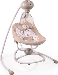 Cangaroo Electric Swing Woodsy Beige
