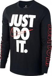dc2d856c9242 Προσθήκη στα αγαπημένα menu Nike Just Do It Long Sleeve Tee 929374-010