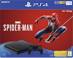 Sony PlayStation 4 Slim 1TB & Marvel's Spider-Man