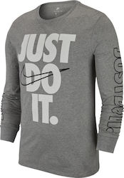 8da40de5 Προσθήκη στα αγαπημένα menu Nike Just Do It Long Sleeve Tee 929374-063