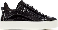 Dsquared Sneakers -Black (Αθλητικά Γυναικείο Leather Black - SNW0003 37000898)