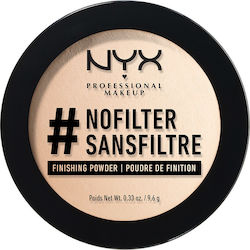Nyx Professional Makeup Nofilter Finishing Powder Alabaster 9.6gr