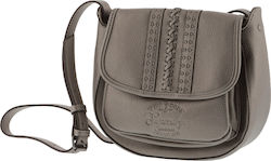 SUPERDRY W D2 SOFIA CROSS BODY BAG - G91002SR-RY1 METALLIC