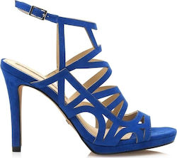 628f96b3e21 Γυναικεία Πέδιλα Μπλε - Skroutz.gr