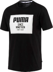 Puma Rebel Block Basic Tee 852395-01