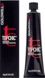 Goldwell Topchic Permanent Hair Color Violet Ash