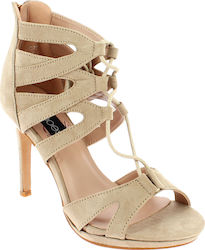 IQ Shoes XQ703 Beige