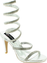 IQ Shoes 17074 Silver