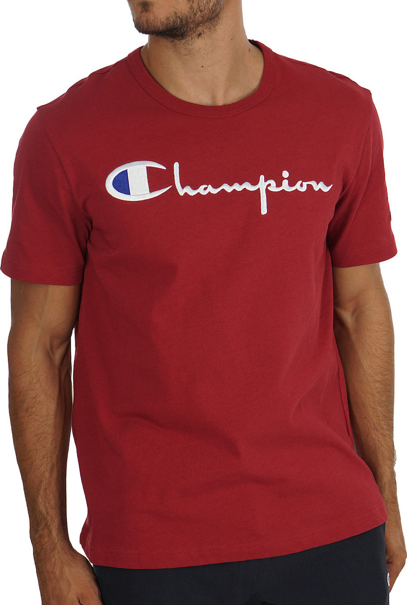 029360d3 Champion Crewneck T-Shirt 210972-RS507 - Skroutz.gr
