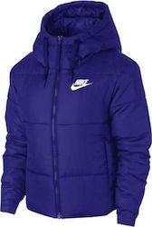 Nike Sportswear Synthetic Fill Reversible Jacket 939360-590 e9dd9b5fa58