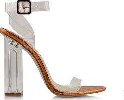 PUBLIC DESIRE ORANGE METALLIC - ALIA