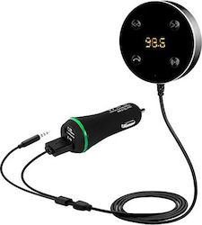 OEM Bluetooth FM Transmitter USB Charger JRFC02