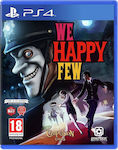 We Happy Few PS4