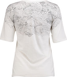 LW GARMENT WASH T-SHIRT Μπλούζα Εισ. O'NEILL WHT