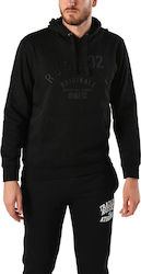 Russell Athletic Pull Overhoody Raised Embroi A8-082-2-099