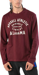 Russell Athletic Ls Crewneck Tee A8-062-2-505