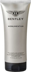 Bentley Monumentum Perfumed Hair & Body Shower Gel 200ml