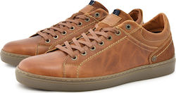Wrangler Owen Derby WM182074-64 Cognac