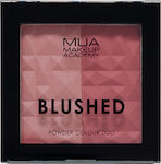 Mua Makeup Academy Blushed Duo Pepper