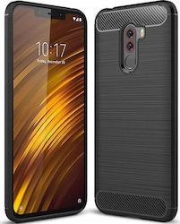 Carbon Fiber Brushed Μαύρο (Pocophone F1)
