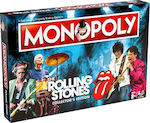 Winning Moves Monopoly The Rolling Stones Collector's Edition