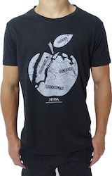 Jepa Original Graphic Tee 2718001 Jet Black