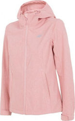 4F Ski Wear H4L18-SFD001 Light Pink Melange
