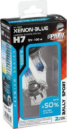 Προσθήκη στα αγαπημένα menu Lampa H7 Xenon Blue 12V 2τμχ c3e4a650980