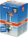 Osram H4 Heavy Duty 12V 1τμχ