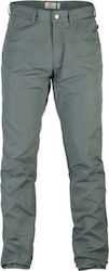 Fjallraven High Coast Fall Trousers Ash Grey