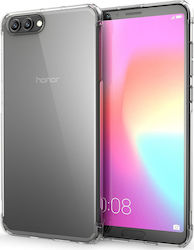 Caseflex Back Cover Σιλικόνης Διάφανο (Huawei Honor View 10)