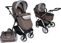 Bebe Stars Prado 2 in 1 Brown