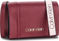 Calvin Klein City Leather Sml Fla K60K604481 628
